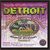 Detroit Remixed-Remodeled-Redefined- The Motorcity Remix Project Vol 2 by Various Artists (2012-08-08)
