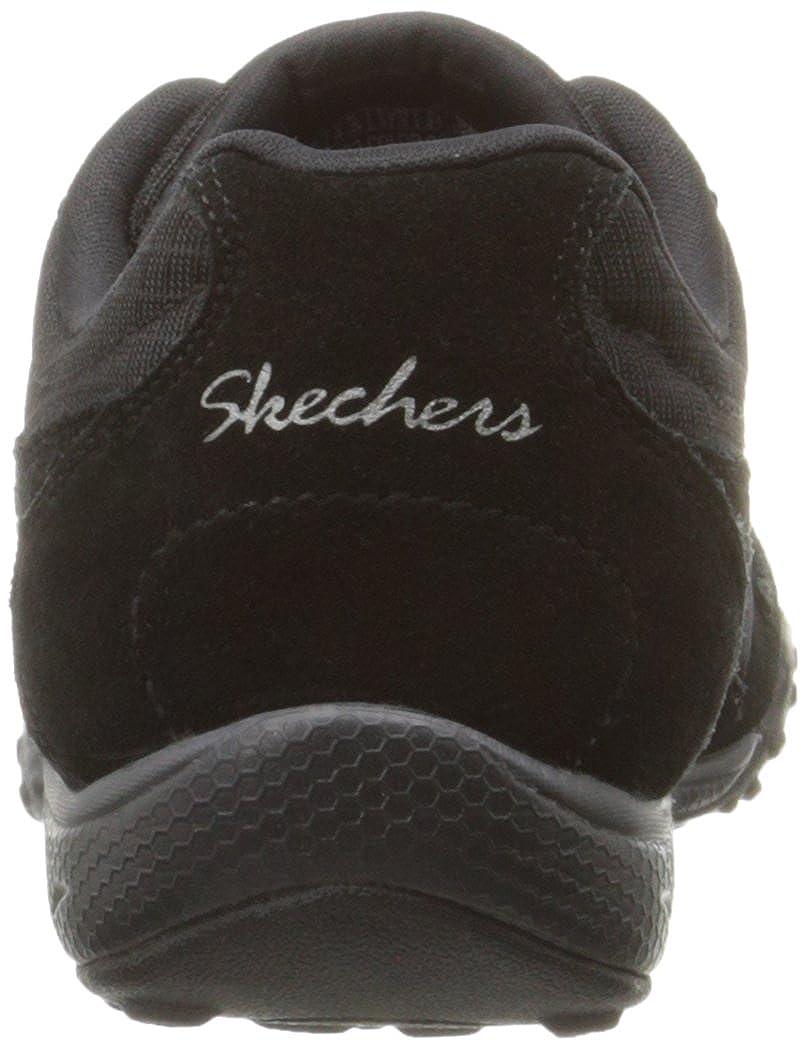 Amazon.com | Skechers Sport Womens Breathe Easy Jackpot Fashion Sneaker | Shoes