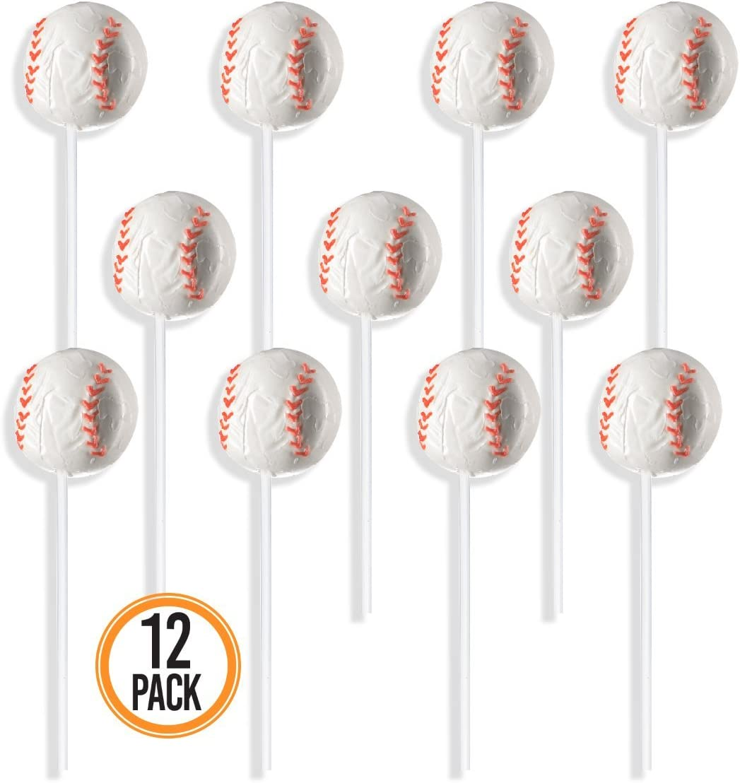 Amazon.com: Prextex Lollipops - Lote de 12 pelotas de ...