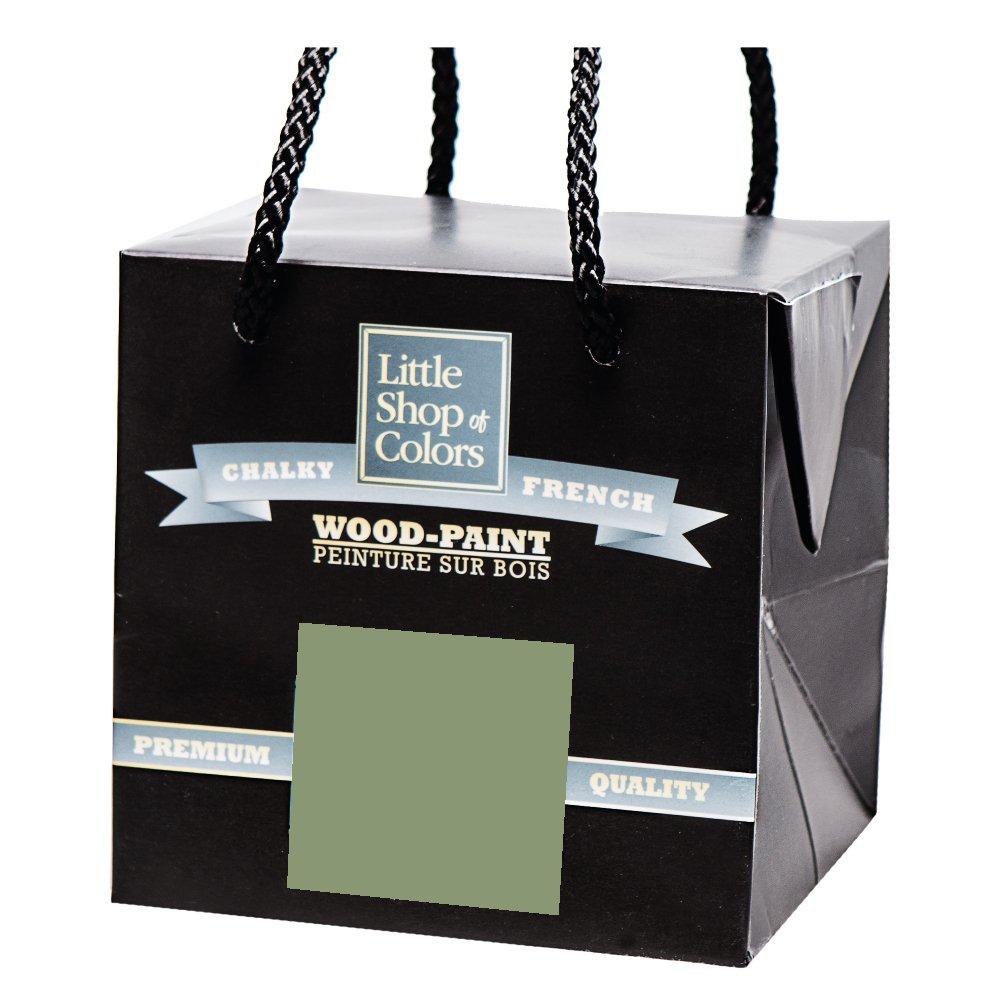 Little Shop of Colors WP050CCL22 Woodpaint Pot de Peinture Bois 500 ml Campo d'Olio