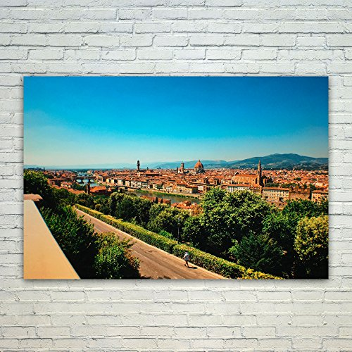 ee - 12x18 Poster Print Wall Art - Modern Picture Photography Home Decor Office Birthday Gift - Unframed 12x18 Inch (00E3-F07DF) ()