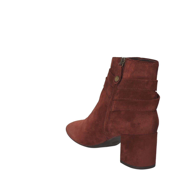 Botas para Mujer, Color marrón, marrón, marrón, Marca GEOX, Modelo Botas para Mujer GEOX D AUDALIES Mid Marrón 5f4887