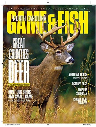 More Details about North Carolina Game & Fish Magazine