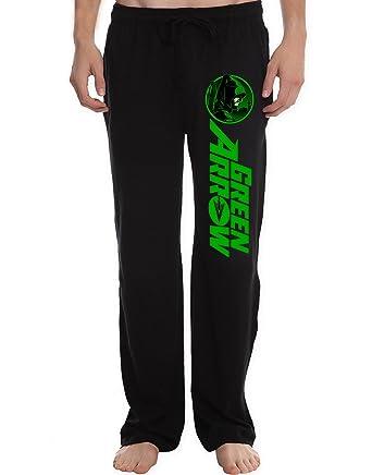 Amazon.com: AMTT Men's Green Arrow Lounge Pajama Pants: Books