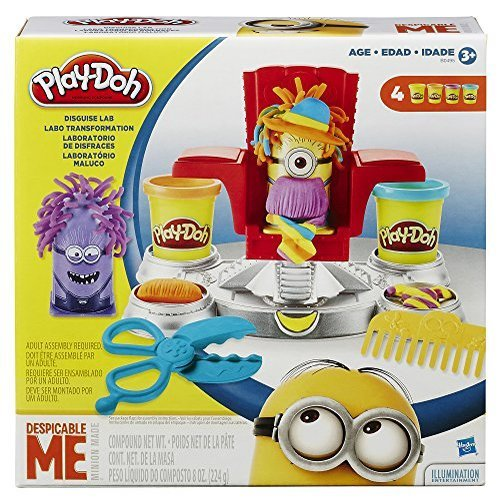 Play Doh Featuring Despicable Minions Disguise product image