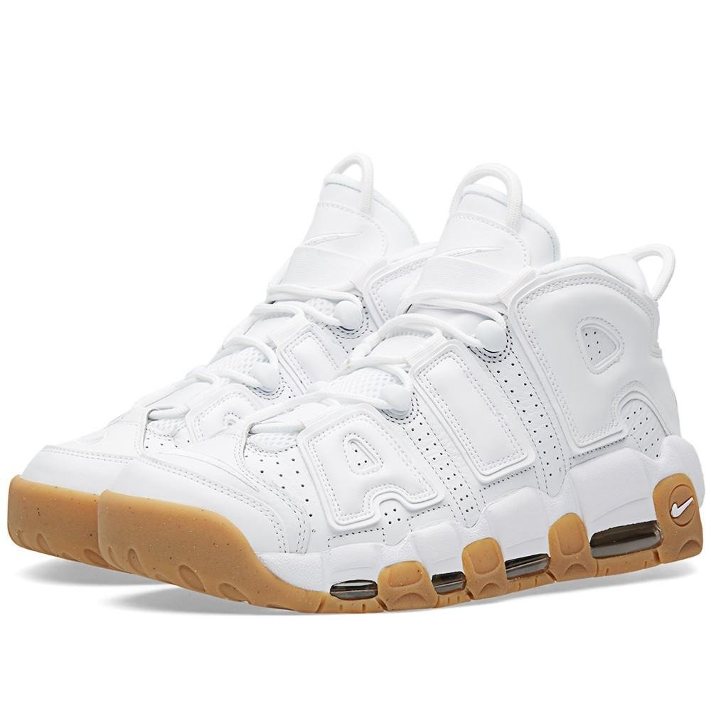 huge discount fb531 3a8f4 Nike Men s s Air More Uptempo Basketball Shoes  Amazon.co.uk  Shoes   Bags