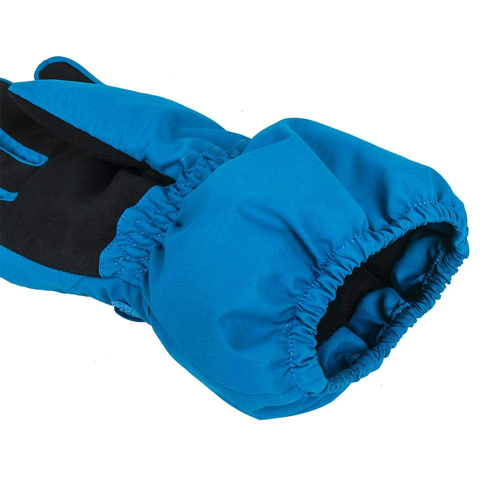 Tres tama/ños Relaxing Guantes T/érmicos Fleece para Snowboard Ciclismo al Aire Libre Motto.H Guantes de Esqu/í para Ni/ños De Invierno