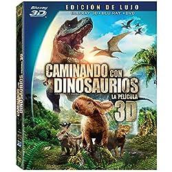 Caminando con Dinosaurios (Bd 3D) [Blu-ray]