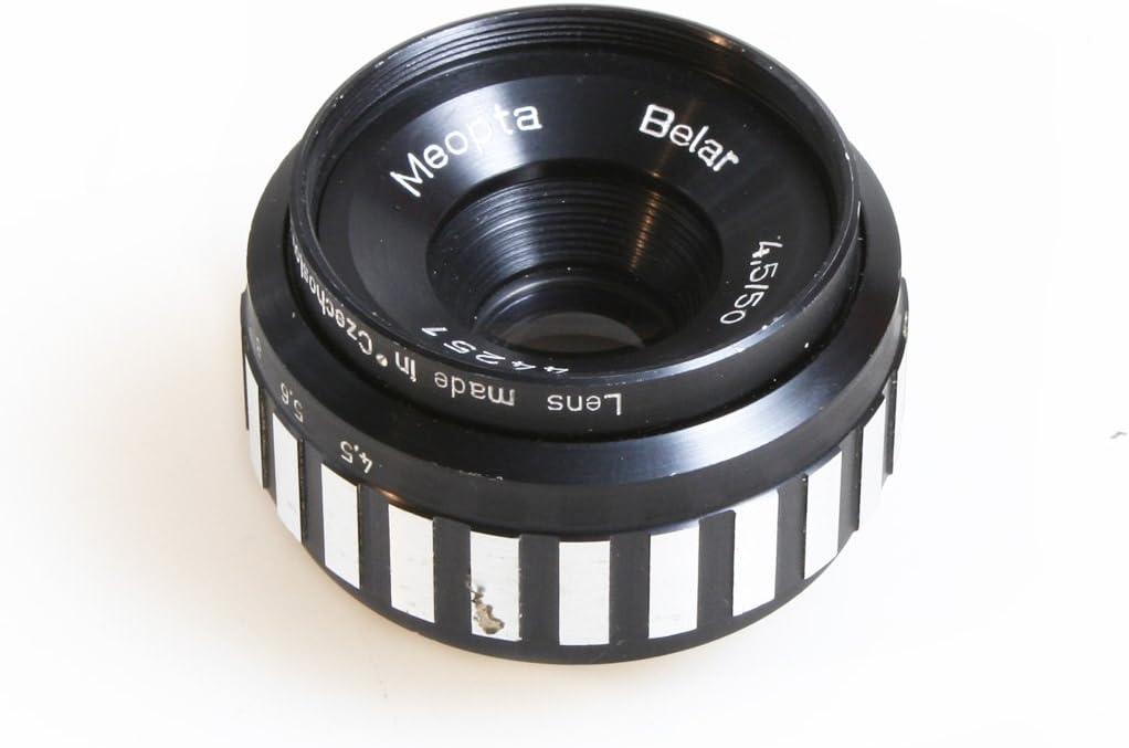 MEOPTA BELAR 50MM F//4.5 ENLARGING Lens