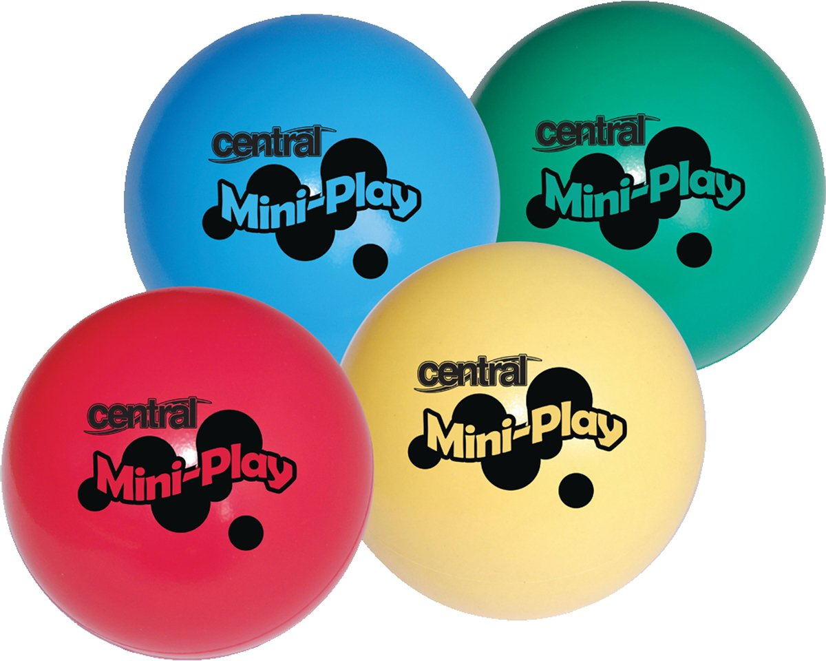 CreativeMinds UK centrale manipolazione e cattura palla morbida mini-play Playballs confezione da 12 New