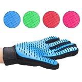 [Premium Version] Pet Grooming Glove and Deshedding