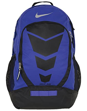 4ae508f50d Nike Max Air Vapor Backpack (Black Purple)  Amazon.in  Sports ...