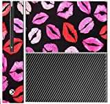 Lipstick Lips Kisses Wallpaper Xbox One Console Vinyl Decal Sticker Skin by Debbie's Designs