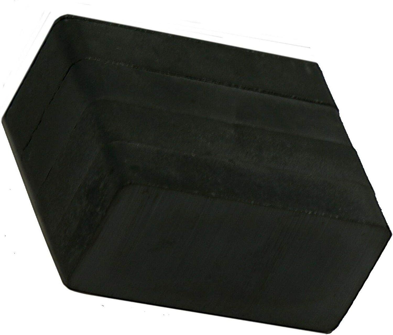 MB-Officestar 4 Pack 1 7//8 x 7//8 x 3//8 Ceramic Block Grade C-11 Ceramic//Ferrite Magnet