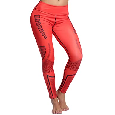 06a8e9003d8ed6 Amazon.com: mwbay Womens Flower Sun Print Yoga Pants Leggings for Fitness  Riding Running Plus Size: Clothing