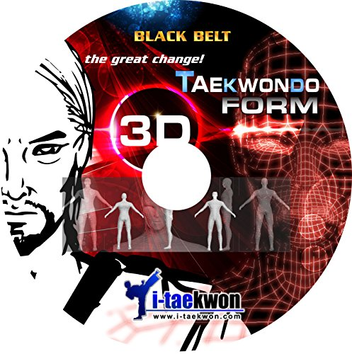 i taekwon 3D Black Belt form Kukkiwon TAEKWONDO Poomsae Tutorial PC Software