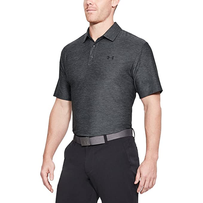 Under Armour Polo Play-off pour homme S Hollywood/Rhino Gray bVYgFpaXs