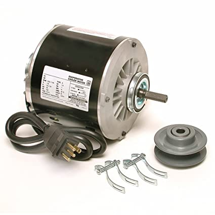 Dial 2548 - Standard Motor Kit 1/2 HP 2-Speed 115V - Electric Fan ...