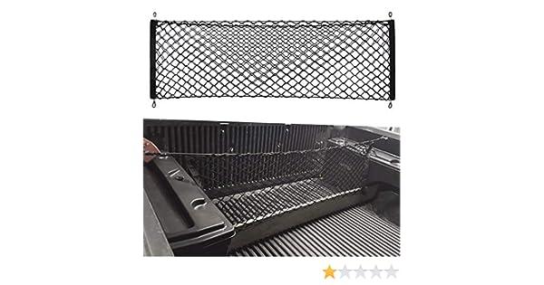 POZEL Trunk Envelope Style Cargo Net for Chevy Colorado 2015-2018
