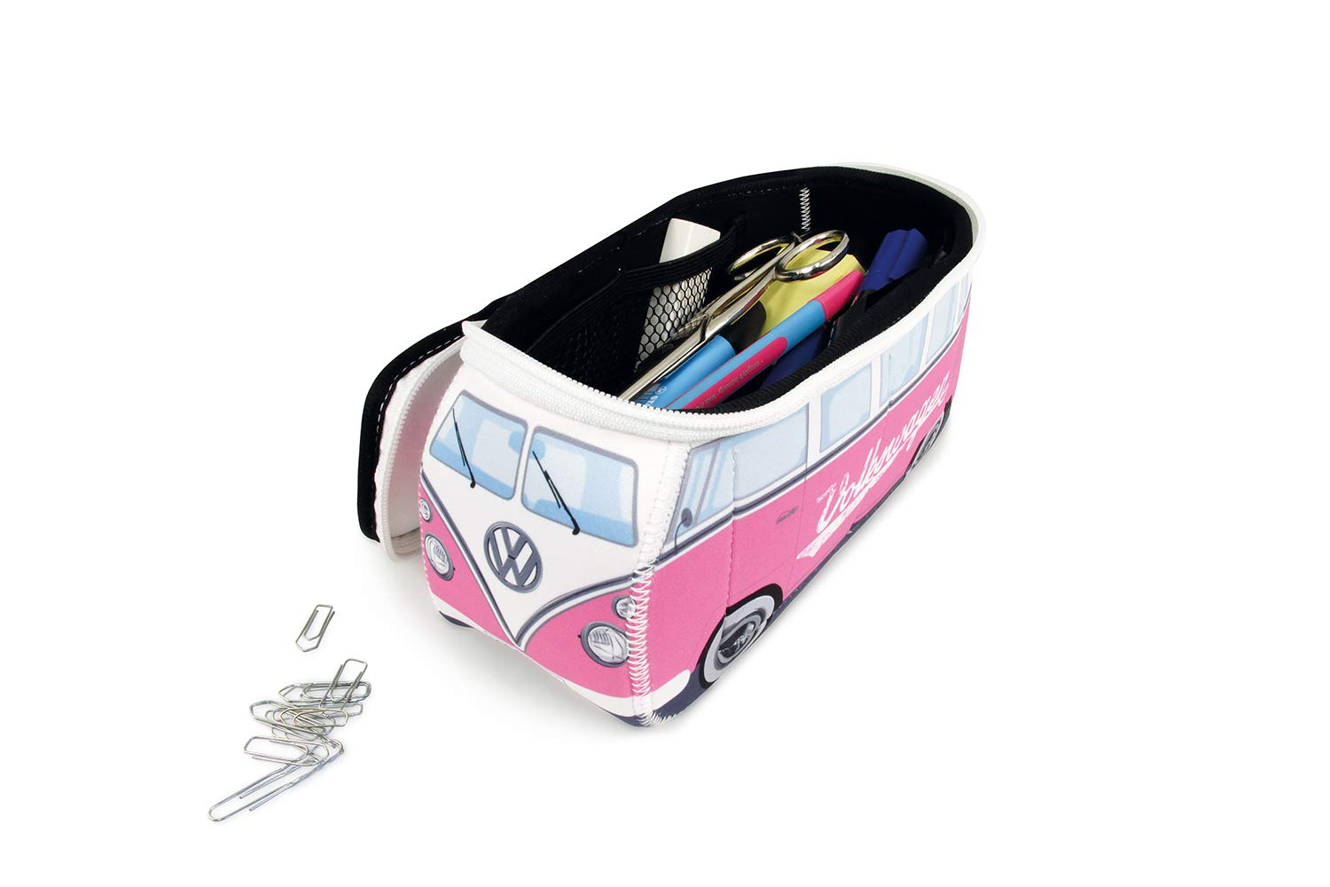 BRISA VW Collection VW T1 Bus 3D Neoprene Small Universal Bag First Aid