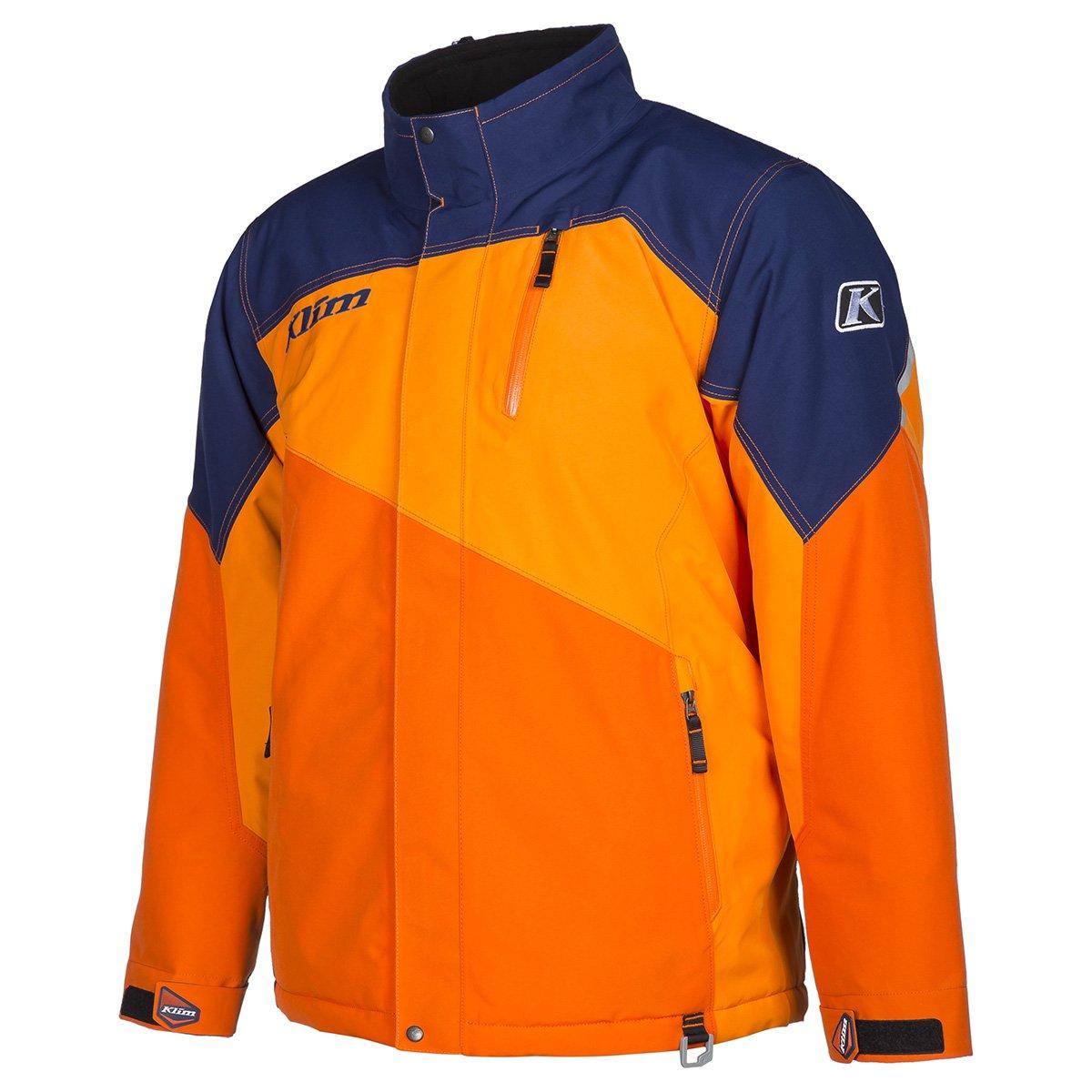 Black//Medium Klim Klimate Parka Mens Ski Snowmobile Jacket