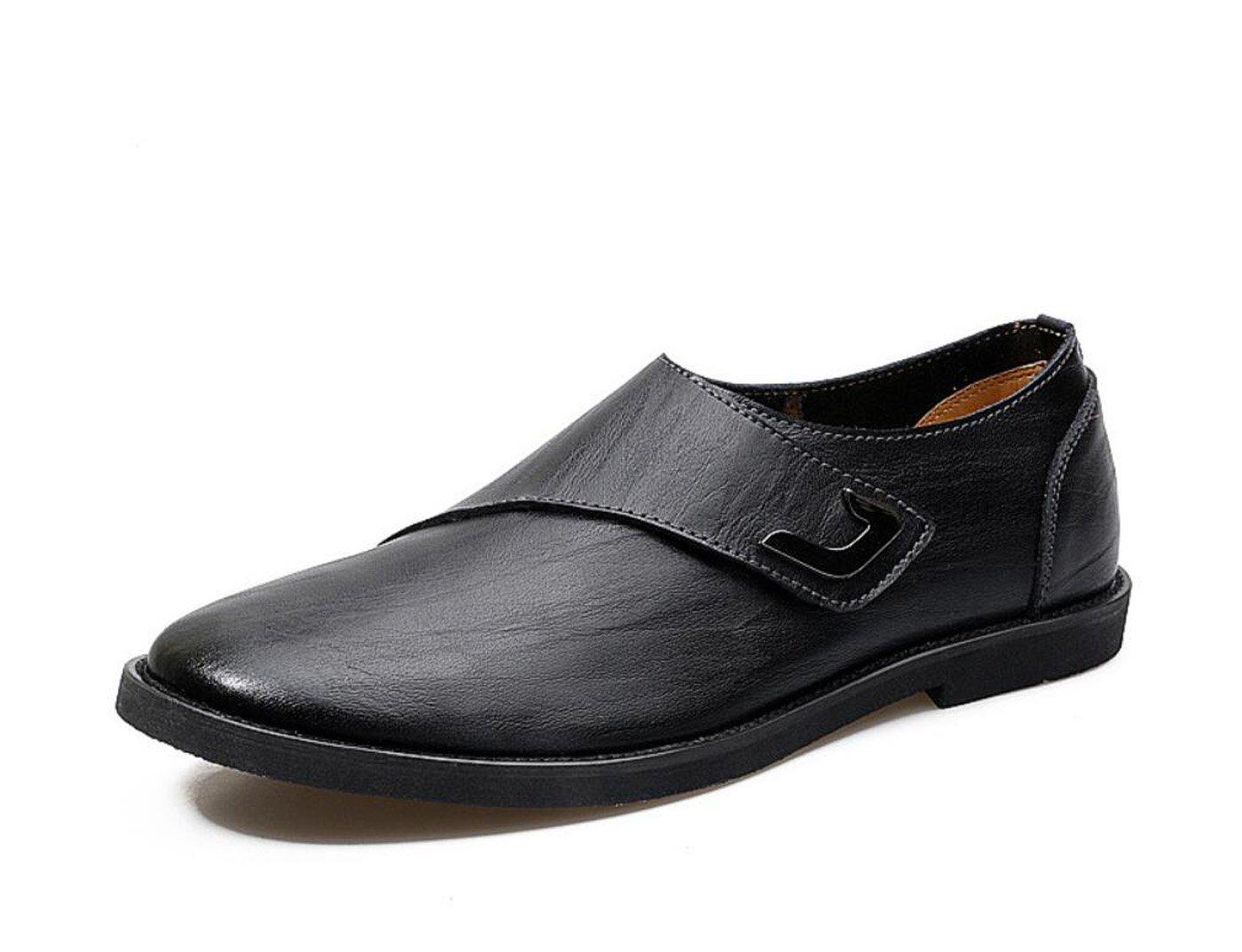 GDXH Herrenschuhe 2018 Frühling und Sommer Spitzschuh Loafers Freizeitschuhe Soft Sohlen Business Casual Schuhe Formale Schuhe