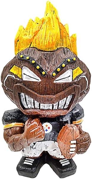 FOCO Pittsburgh Steelers Tiki Character 8 Inch