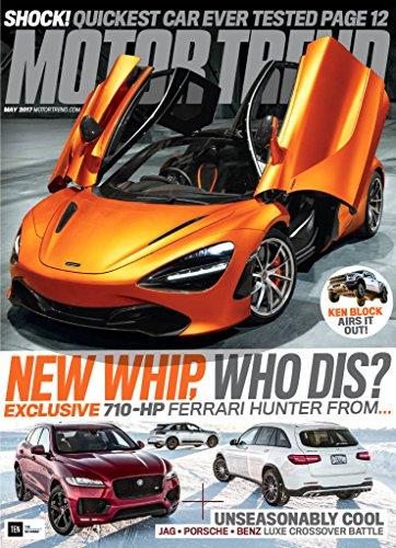 Motor Trend - Motor Trend Magazine Shopping Results
