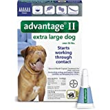 Bayer Advantage II for Dogs Over 55 lbs - 6 pack