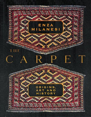 The Carpet: Origins, Art and History by Brand: Firefly Books