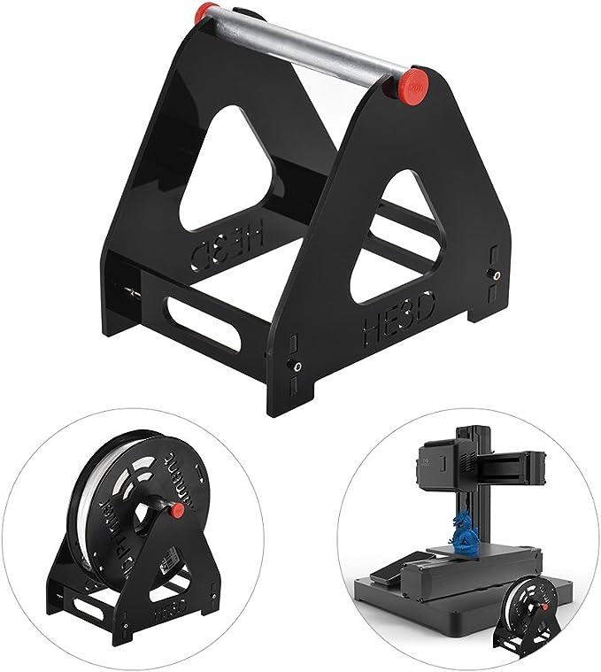 Aibecy - Soporte de filamento para impresoras 3D (plástico, ABS ...
