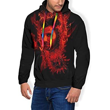 Supernatural Dean Black Hooded Zipper Hoodie Spring and Autumn Warm Sweatershirt