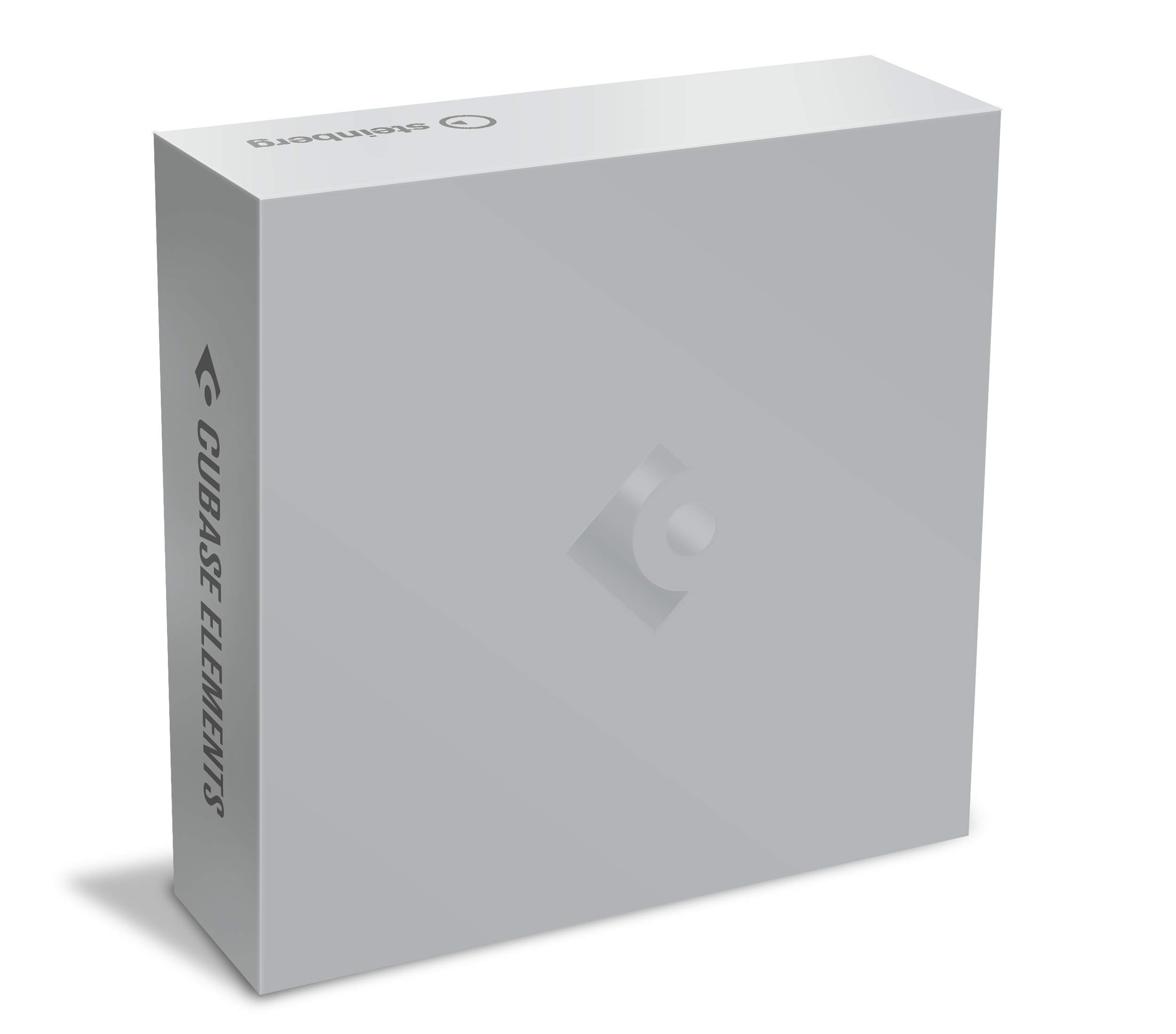 Steinberg Cubase Elements 10 Music Production Software by Steinberg