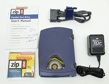 DRIVERS FOR IOMEGA ZIP250