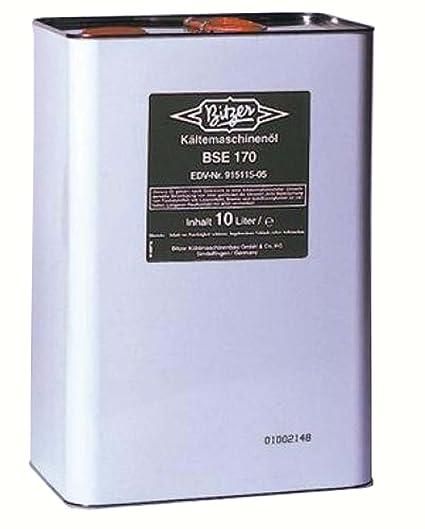 Aceite bse170 Ester for Bitzer Compresores, ...