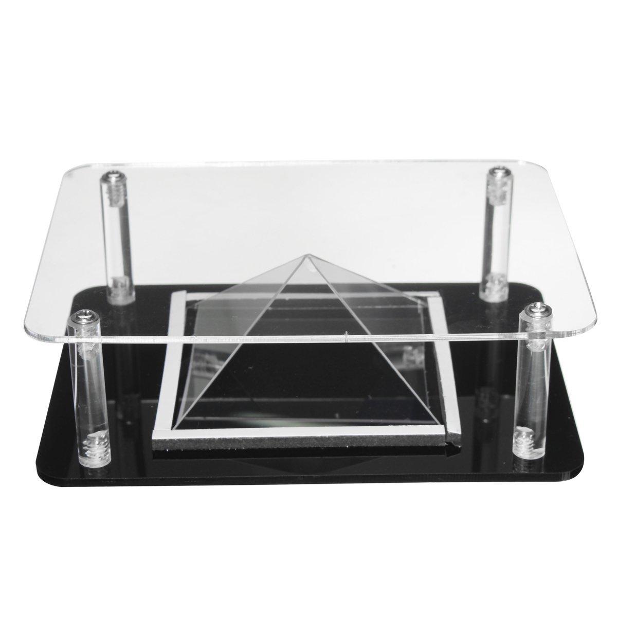 ELEGIANT Holograma de Faro DIY Holographic Cabint Projector de ...