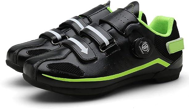 ZMMHW Zapatillas de Bicicleta de Carretera Zapatillas de Bicicleta ...