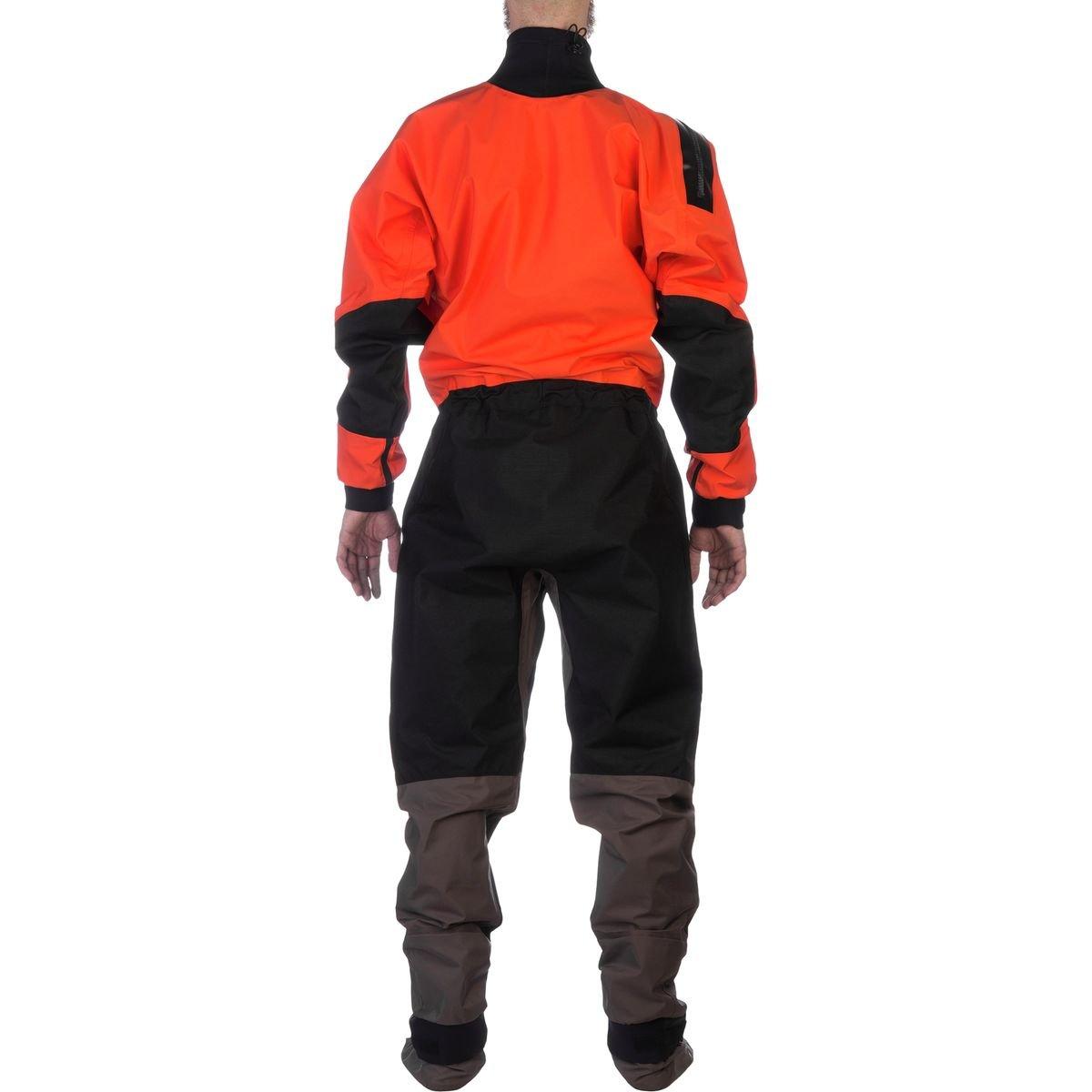 Kokatat Hydrus 3L SuperNova Angler Paddling Suit Tangerine M