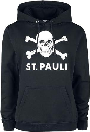 Pauli You ll Never Walk Alone M de XXL Fan//Ultra Hoodie St Sudadera con Capucha