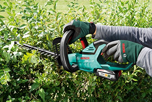 Bosch Home and Garden Cordless Hedge Trimmer AHS 50-20 LI (Without Charger and Battery, 18 V System, Stroke Length: 20 mm)