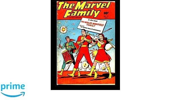 The Marvel Family #23: Golden Age Superheroes!: Kari A ...