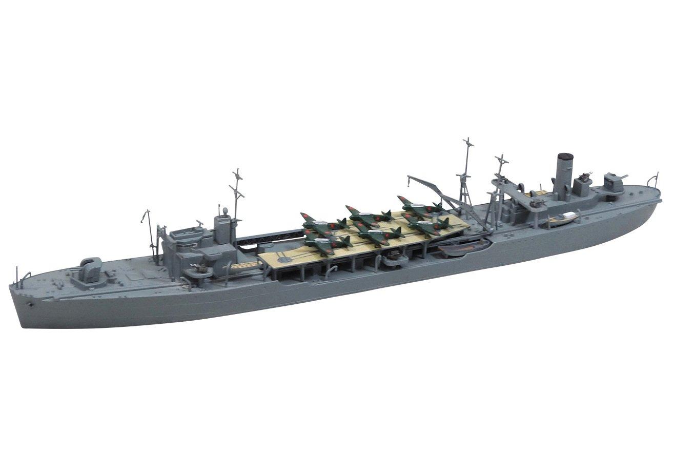 1/700 Wasserlinie Super Detail Betankung Schiff Haya ? SD Kunststoff Aoshima Bunka kyozai -