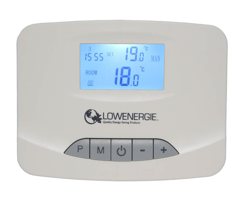Microondas Digital termostato programable inalámbrico RF Stat 7 ...