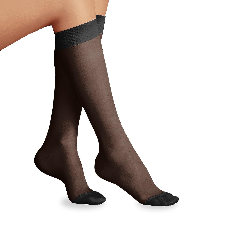 amazon com jobst women u0027s ultrasheer light support knee highs