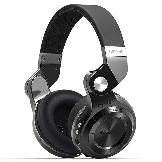 d810d7ef0b0 Bluedio T2 Plus audífonos inalámbricos Bluetooth Plegables,Manos Libre,  Radio FM y Micro SD