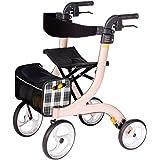 Drive Medical Nitro - Andador con asiento y ruedas, tamaño L ...