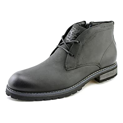 Mark Nason Dagger Collection Men's Elmwood Chukka Boot,Black,US ...
