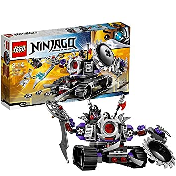 lego ninjago playthmes 70726 jeu de construction destructode