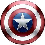 ハズブロ レプリカ マーベル・コミック レジェンド キャプテン・アメリカ シールド 直径約61センチ プラスチック製 塗装済み完成品レプリカ