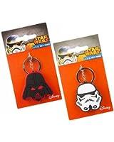 Star Wars–Darth Vader et stormtooper Porte-clés lampe torche de